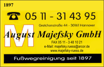 August Majefsky GmbH