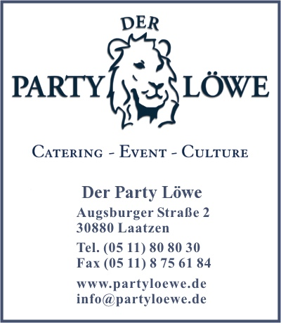 Party Löwe